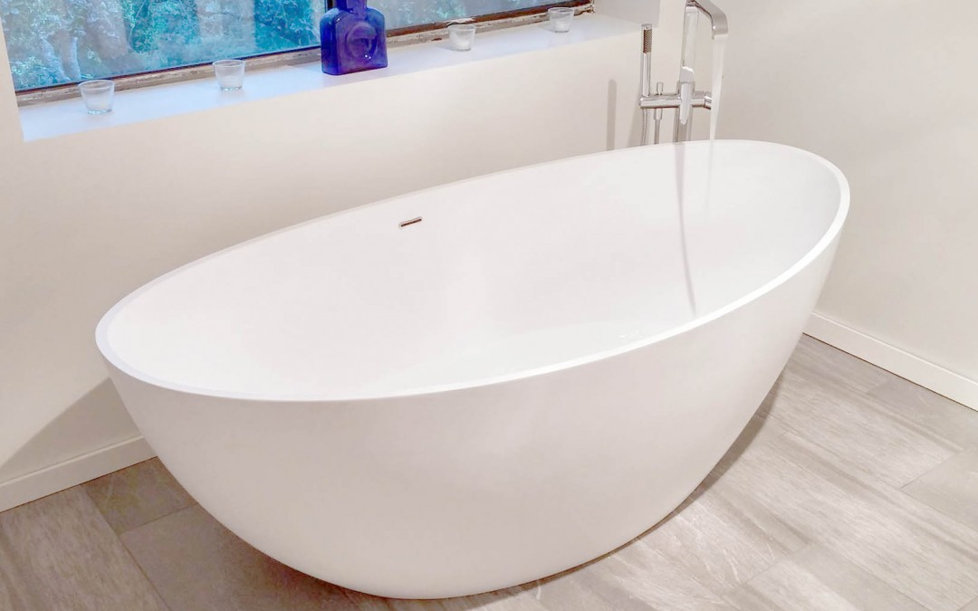 BW-03 freestanding tub