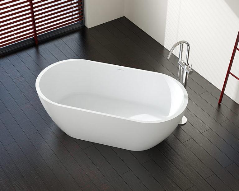 Large 71 Quot Freestanding Bathtub Model Bw 02 Xl Badeloft Usa