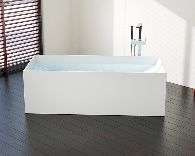 Small Freestanding Tubs | Badeloft USA