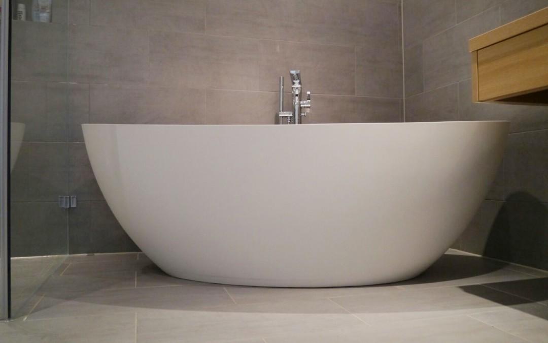 stone resin tub