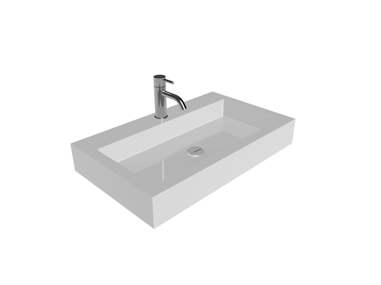 Countertop Sink Model Wb 05 L Badeloft Usa