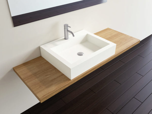 WB-05-M Countertop Sink