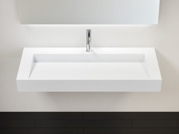wall mounted sink wt04c