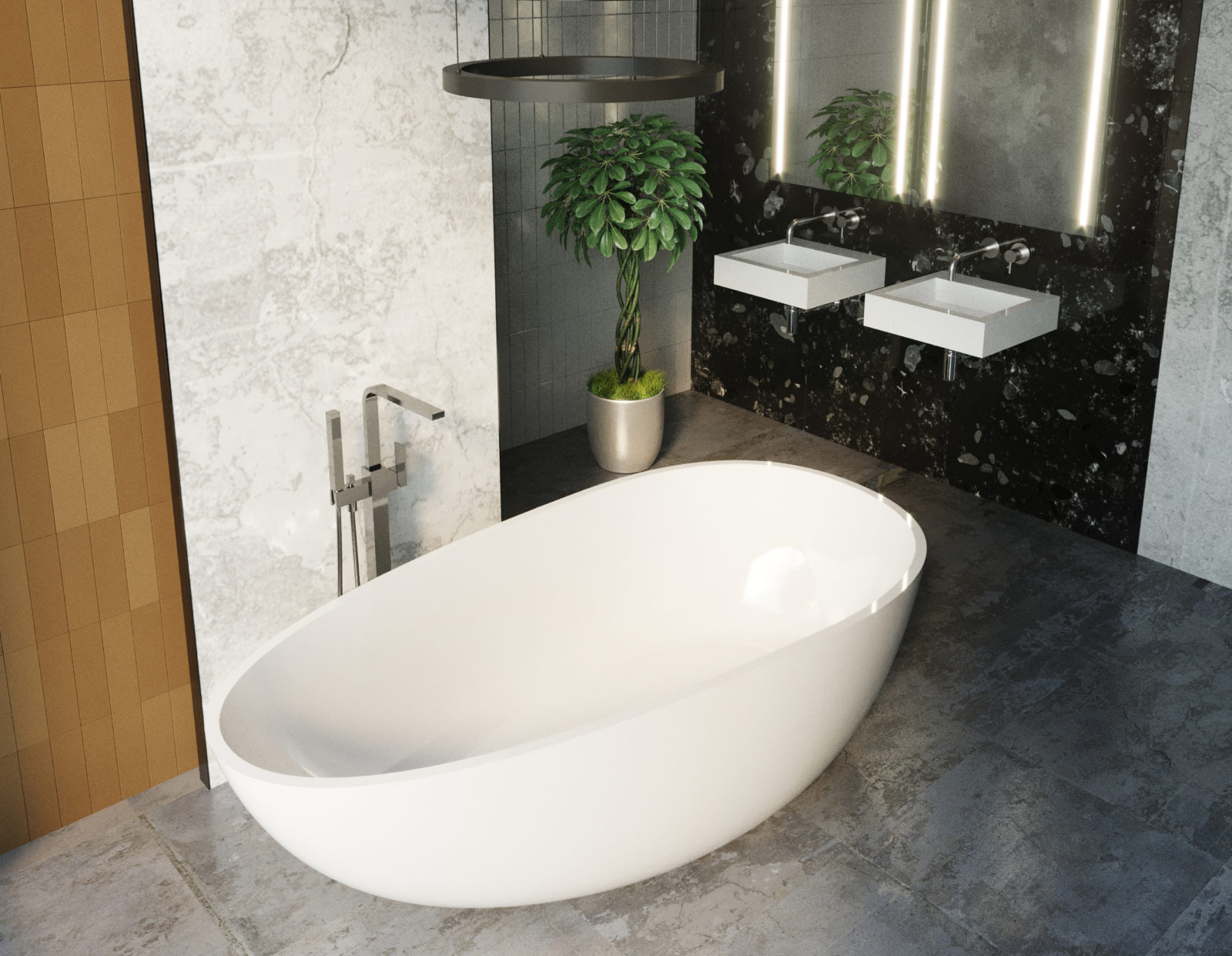 Badeloft Soaking Tub Bw01Xl