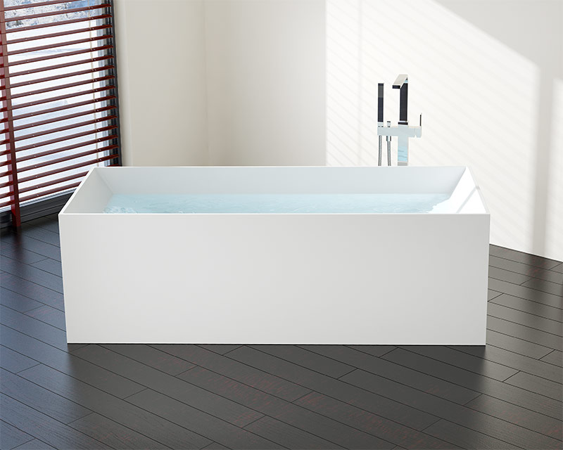 best material for freestanding tub. bw 07 freestanding tub Modern Freestanding Bathtubs  Stand Alone Tubs Badeloft