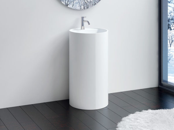 freestanding sink sb-03-a with faucet