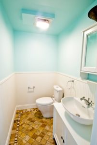 ANDY FRASHESKI BATHROOM REMODEL
