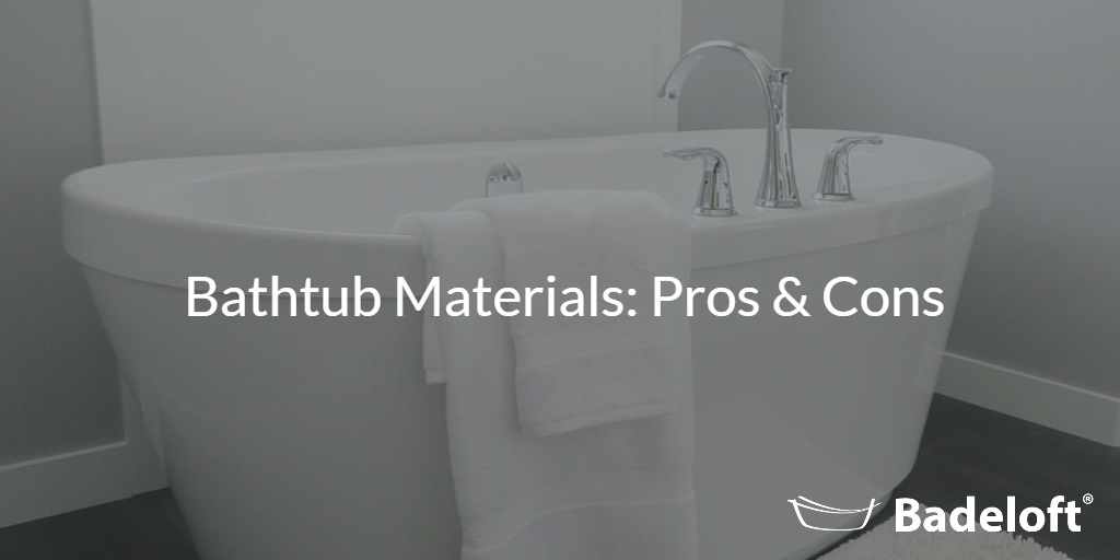 bathtub pros and cons