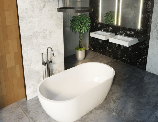 Freestanding Modern Tub