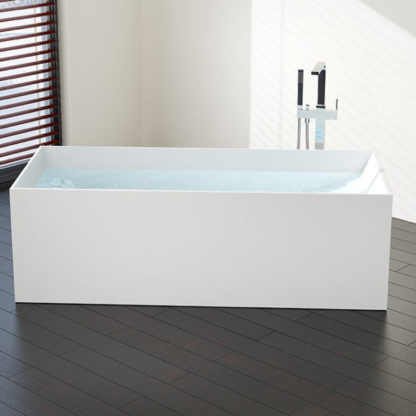 Standard Tub Size And Other Important Aspects Of The Bathroom: How Many Gallons Does A Bathtub Hold?