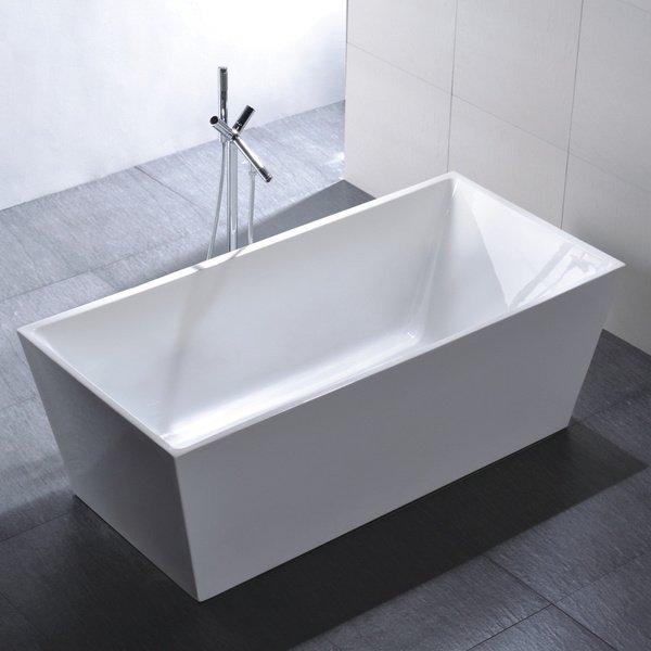 Acrylic Alcove Bathtubs