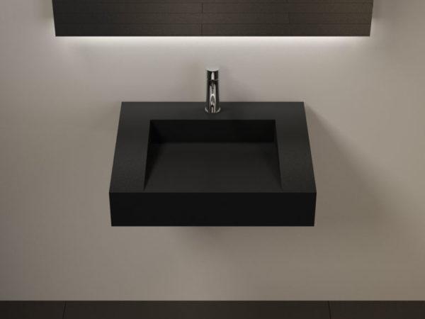 Black Ramp Sink